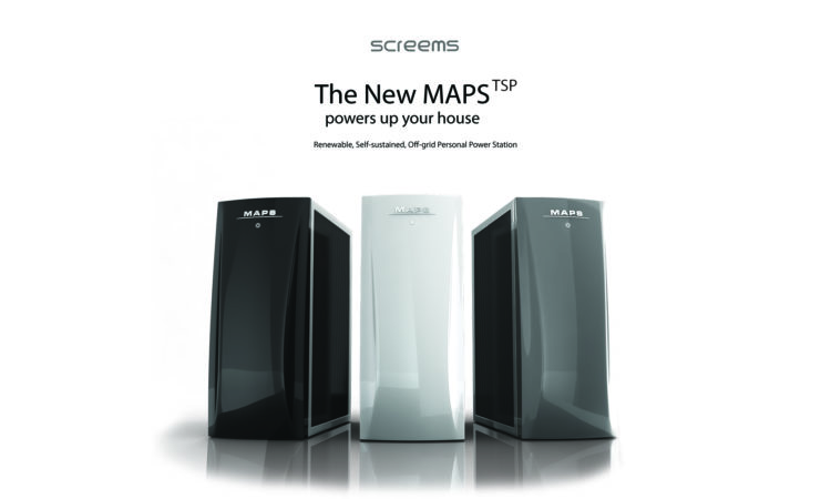 The New MAPS TSP powers up your house